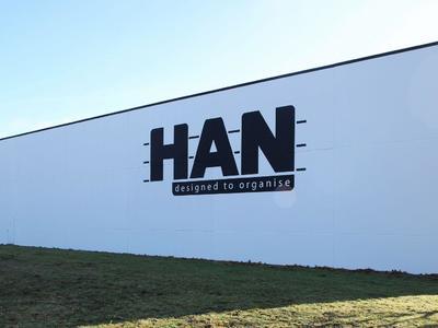 Logistikgebäude HAN