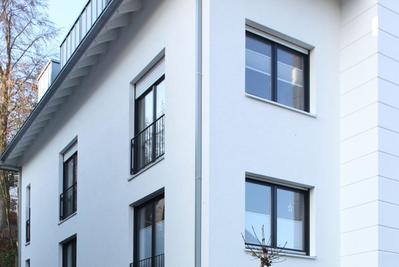"""Wohnhaus """"Lessingstraße"""" Alt- und Neubau"""