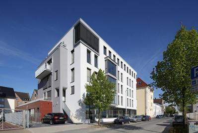 """Wohn-und Geschäftshaus """"Walther-Rathenau-Straße"""""""